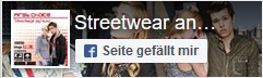 unsere Facebook Fanseite Streetwear and more