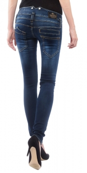 Herrlicher Pitch slim Powerstretch Denim clean