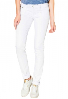 Freeman T. Porter Alexa Super Stretch Denim white