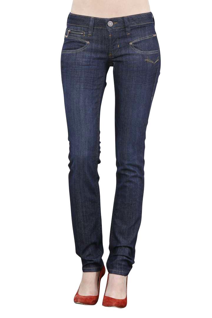 Freeman T. Porter Damen Jeans Alexa stretch Denim eclipse