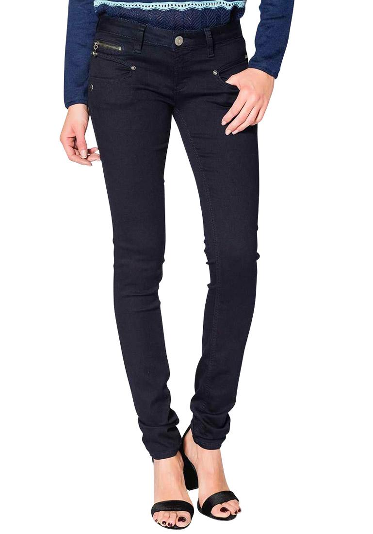 Freeman T. Porter Damen Jeans Alexa Super Stretch flora