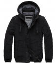 Cordon Berlin Winterjacke Texas black